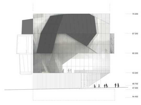 Image Courtesy © SAUCIER+PERROTTE ARCHITECTES