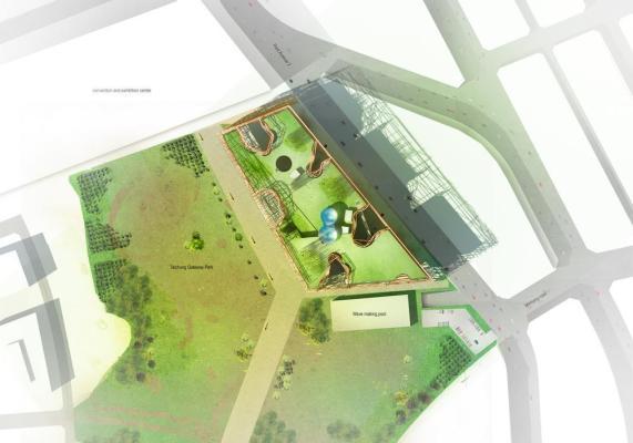 Image Courtesy © OXO architects, laisné architectes team