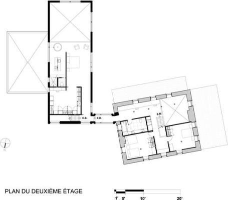 Image Courtesy © Henri Cleinge Architect