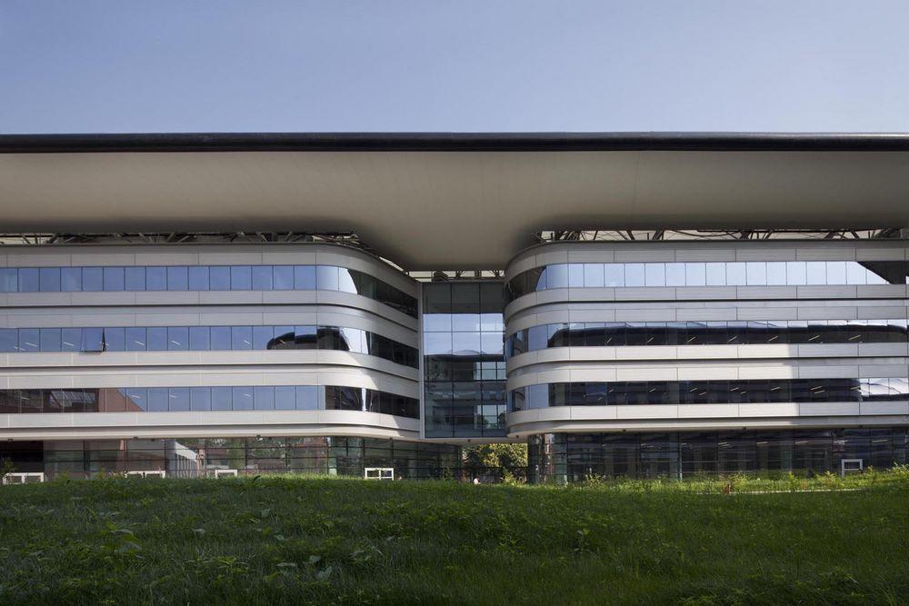 University � Campus Luigi Einaudi in Turin, Italy by