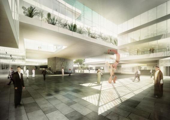 Image Courtesy © AGi architects & Bonyan Design