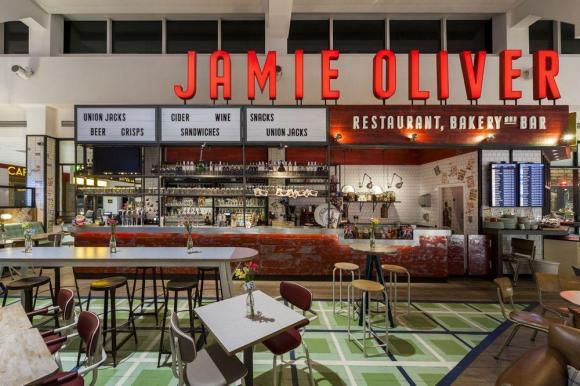 Jamie's Italian (Gatwick Airport) / Blacksheep