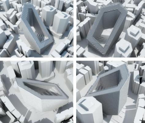 Image Courtesy © DOS Architects