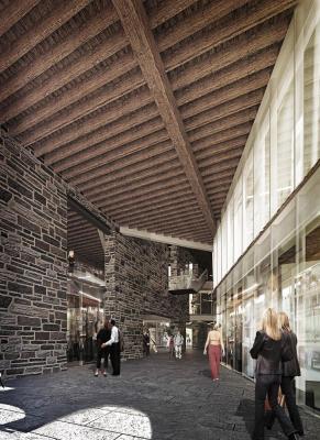 Image Courtesy © STUDIO V Architecture