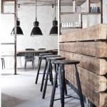 Winner Best Restaurant: Höst (Denmark) / Norm Architects