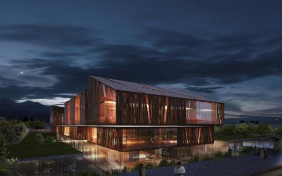 Selcuk Ecza Headquarters (Turkey), Tabanlioglu Architects