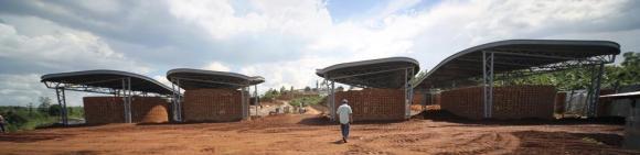 Women's Opportunity Centre (Rwanda), Sharon Davis Design