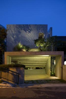 Namly House (Singapore), CHANG Architects