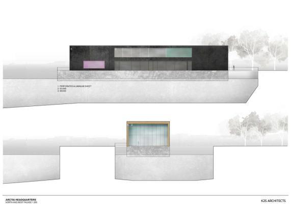 Image Courtesy © K2S Architects
