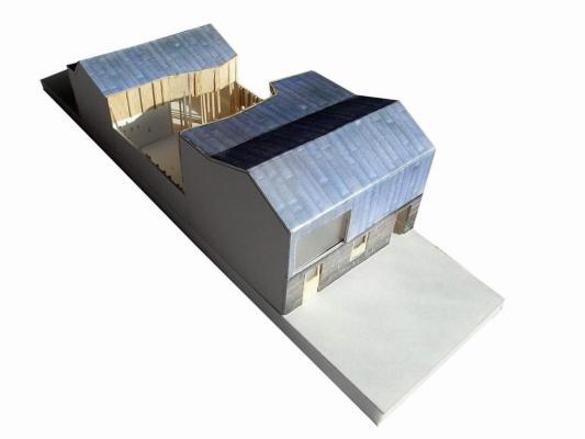 Image Courtesy © terceroderecha arquitectos