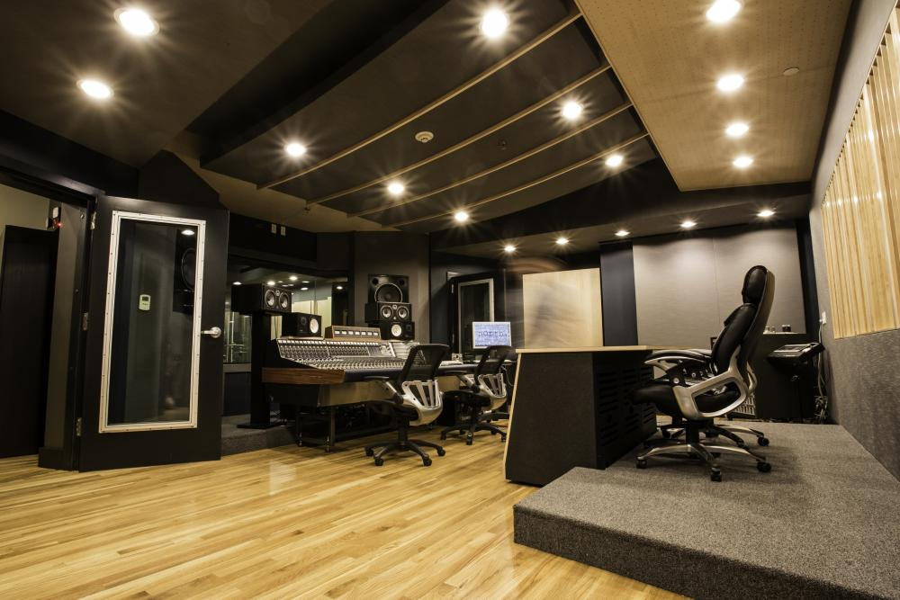 Archshowcase Lakehouse Recording Studios In Asbury Park Nj