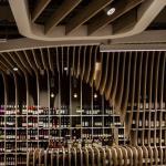 Wine shelves, Image Courtesy ©  Zsolt Batár