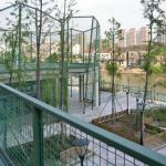 Image Courtesy © Pu Miao Architecture, Garden 2 with Building C behind