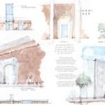 Image Courtesy © Sottile & Sottile & Lord Aeck Sargent, Conceptual design renderings of facade details