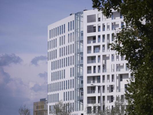 Image Courtesy © Coldefy & Associés Architectes Ubranistes