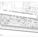 Plan of the garden of sound, Image Courtesy © nikiforidis-cuomo architects
