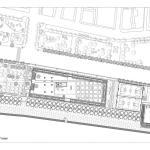 Plan of the garden of roses, Image Courtesy © nikiforidis-cuomo architects