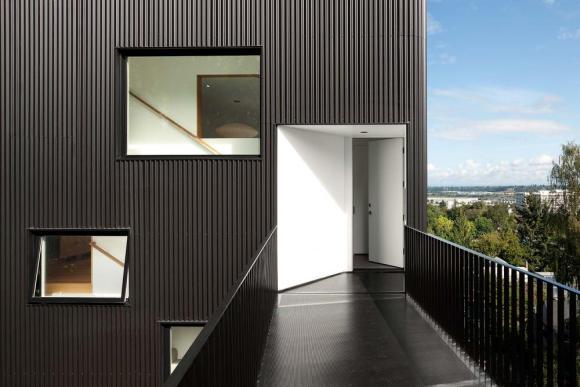 Image Courtesy © Benjamin Waechter, Architect