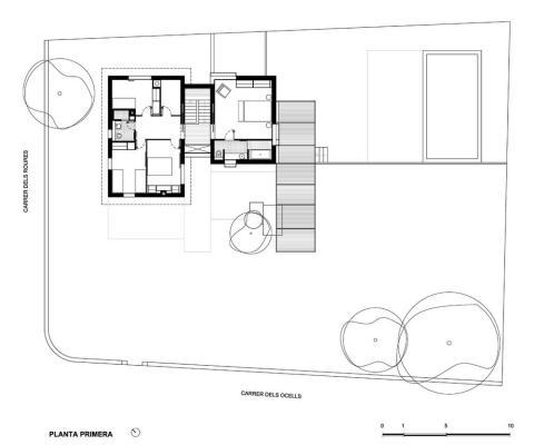 Image Courtesy © Anna & Eugeni Bach, arquitectes