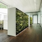 Hirslanden Heart Clinic Zurich secretary cubical, Image Courtesy © Dost Architects, Buerobureau