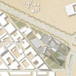 Site plan, Image Courtesy ©  REX