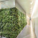 Hirslanden Heart Clinic Zurich corner hallway, Image Courtesy © Dost Architects, Buerobureau