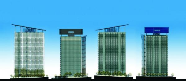 Building Elevations - Photo Credit: SERA