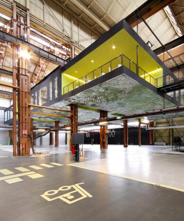 Image Courtesy ©  Groosman Partners architects