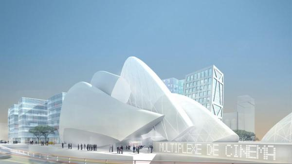 Image Courtesy ©  Massimiliano and Doriana Fuksas