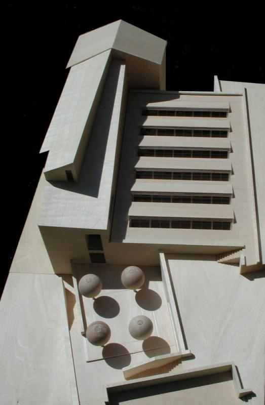 Image Courtesy © Foldes Architects