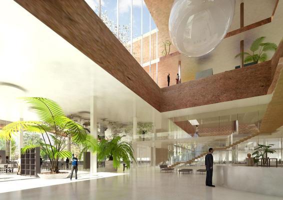 Image Courtesy © Maxwan architects + urbanists
