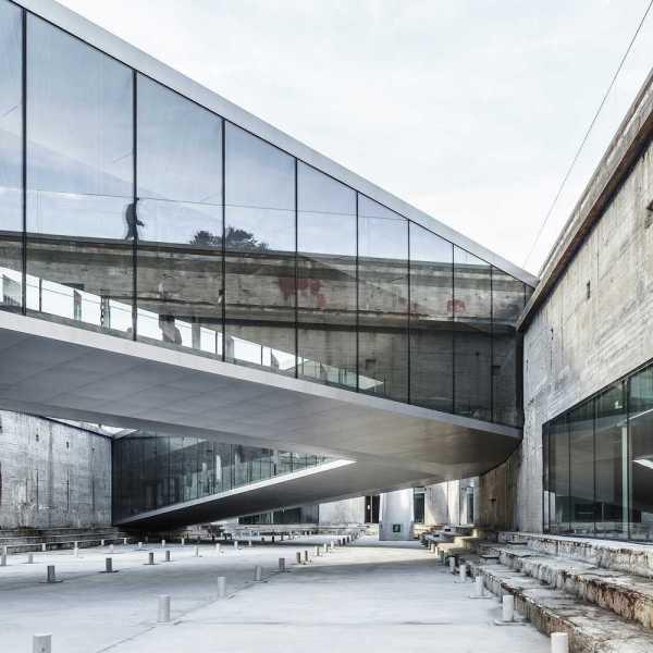 Danish Maritime Museum - BIG - Bjarke Ingels Group