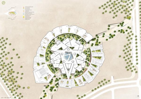 Image Courtesy © Gerber Architekten