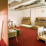Studio for street theatre., Image Courtesy © Ilse Liekens