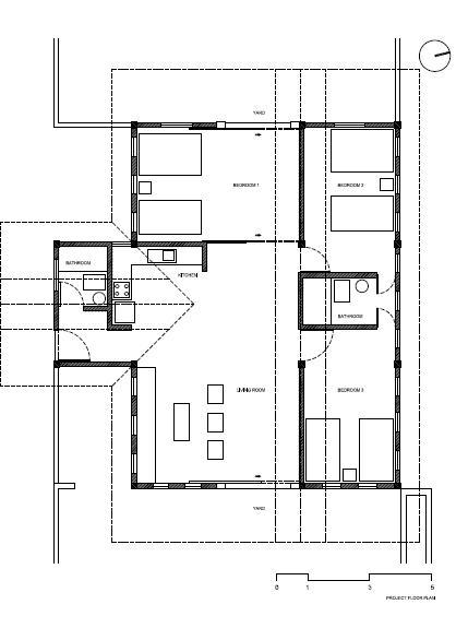 Image Courtesy © Al bordE architects