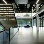 Hall upper level, Image Courtesy © David Boureau