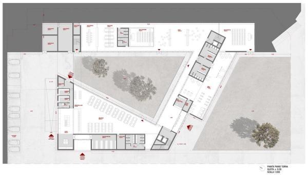 Image Courtesy © AM3 Architetti Associati
