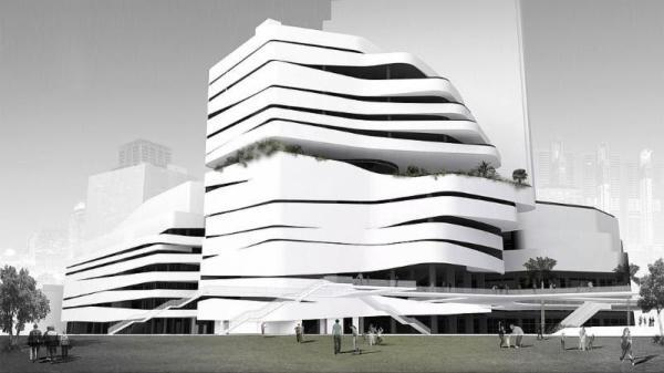 Image Courtesy © LEESER Architecture