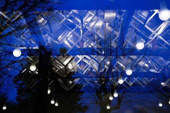 full view(reflection), Image Courtesy © Atsushi ishida