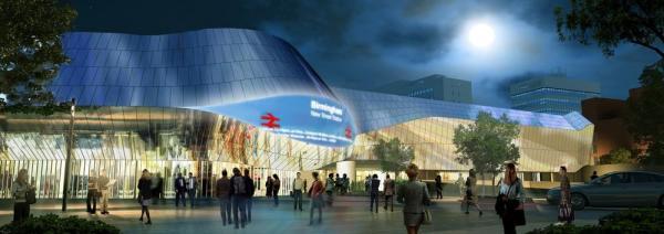 Image Courtesy © Network Rail and AZPML