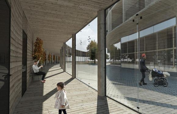 Image Courtesy © Kjellander + Sjöberg Architects