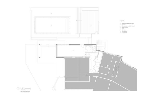 Image Courtesy © Thellend Fortin Architectes