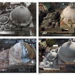 Restoration Process, Image Courtesy © Ergin Iren