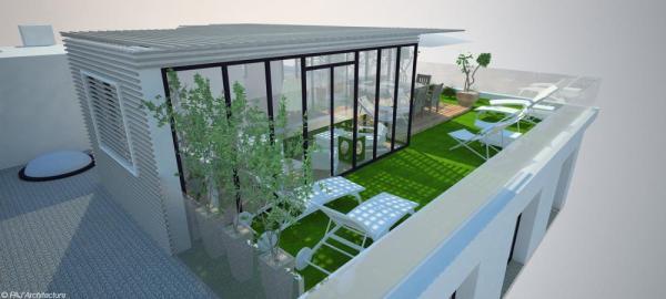 Image Courtesy © PAJ'Architecture / PiK'studio