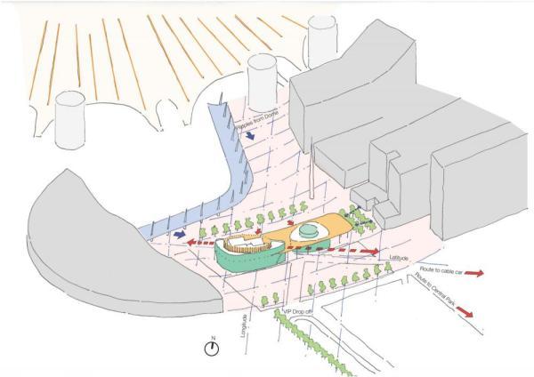 Image Courtesy © Marks Barfield Architects