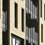 Building façade, Image Courtesy © Miran Kambič