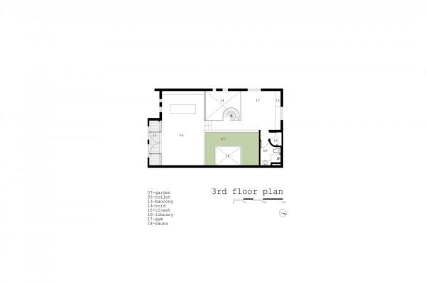 Image Courtesy © 23o5studio + TruongAn Architecture