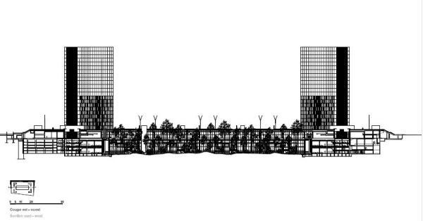 Image Courtesy © Dominique Perrault Architecture