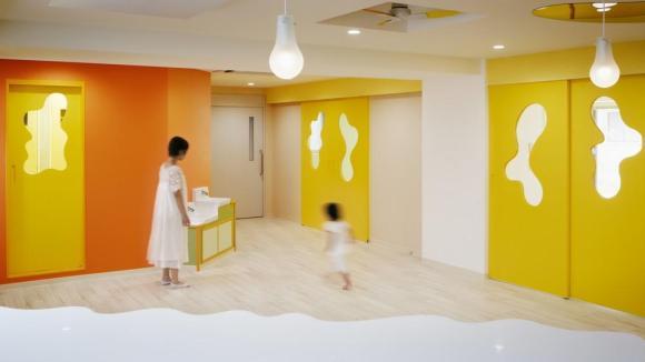 entrance, Image Courtesy © atsushi ishida