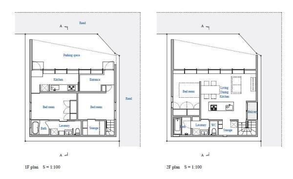 Image Courtesy © Takeshi Shikauchi Architect Office